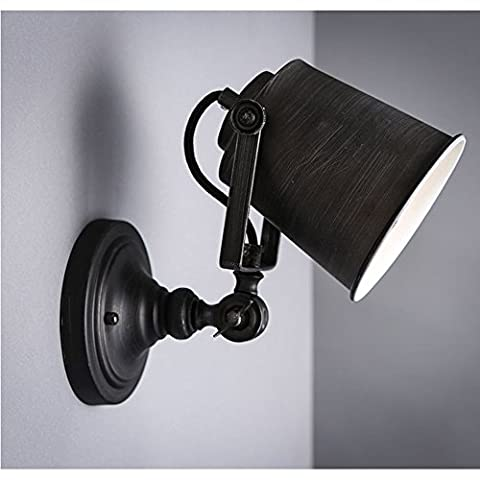 jorunhe Vintage Retro Industrial Loft Rustic Wall Sconce Porche Wall Lights Lamp