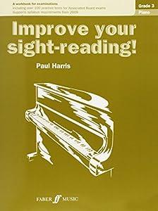 Piano: Grade 3 (Improve Your Sight-reading!)