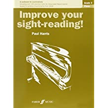 Piano: Grade 3 (Improve Your Sight-reading!)