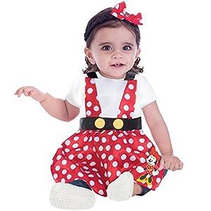 Amscan Dress Up DCMINPIN03-12 - Disfraz de bebé (3-12 meses)