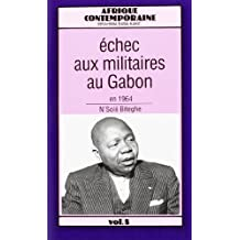 Echec aux militaires au Gabon