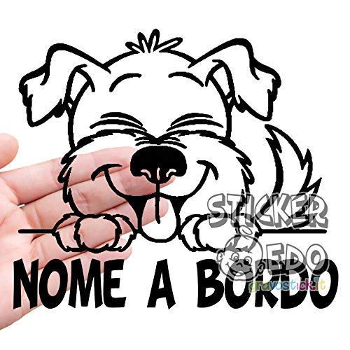 Adesivo-per-auto-cane-a-bordo-con-nome-dog-on-board