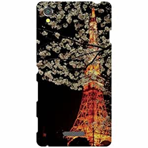 Sony Xperia T3 D5102 Back Cover