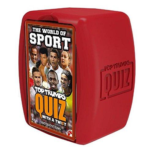 Winning Moves World of Sport Top Trumps Quiz Spiel