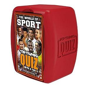 Top Trumps Mundo de Deporte Quiz Game