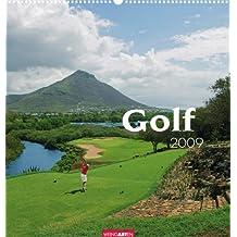 Weingarten-Kalender Golf 2009