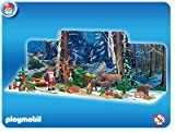 Playmobil 4155 Adventskalender Wildfütterung