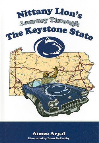 Nittany Lion's Journey Through the Keystone State por Aimee Aryal