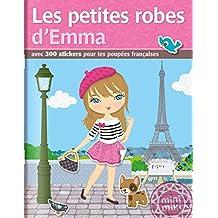 Minimiki - Les petites robes d'Emma - Stickers