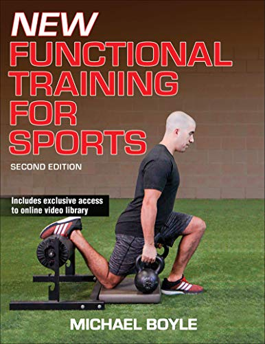New Functional Training for Sports por Michael Boyle