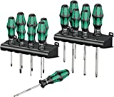 Wera Schraubendrehersatz Kraftform Big Pack 300, 14-teilig, 05105630001