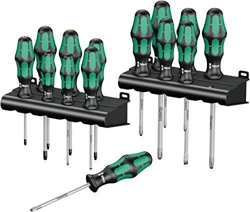 Wera Schraubendrehersatz Kraftform Big Pack 300, 14-teilig, 05105630001