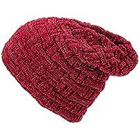 di Lana Berretto delle Signore delle Donne Beanie Hat Pera Sci Snowboard Hat  di Moda Berretto 311b01011ab2