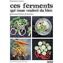 Ces ferments qui nous veulent du bien: Petit manuel de lacto-fermentation