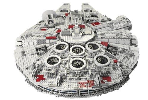LEGO Star Wars 10179 – Ultimatives Millenium Falcon Sammlermodell - 4