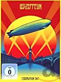 Led Zeppelin - Celebration Day (+ 2 Audio-CDs) [3 DVDs] - Jimmy PageRobert Plant, John Paul Jones, Jason Bonham