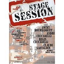 Auteurs divers: stage session débutant a fin de premier cycle (livre) (avec CD : al 29242) +CD