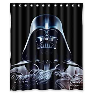 "Star Wars Custom Rideau de douche Waterproof Polyester Fabric Shower Curtain 60"" x 72"""