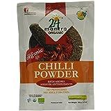 24 Mantra Organic Chilli Powder, 100g