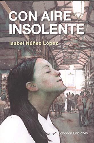 Con aire insolente (Índigo) por Isabel Núñez López