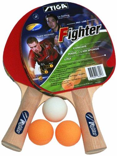 Set tennis tavolo Stiga Fighter - Multicolore