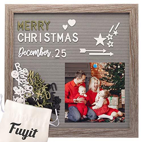 Fuyit Fieltro Letter Board 30x30 cm