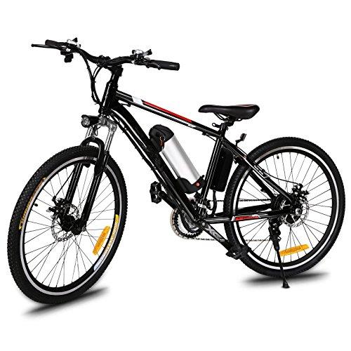 Befied Vélo de Montagne Électrique 12 Vitesse 26