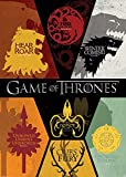 Game of Thrones - Sigils - Giant XXL Fantasy Film Serie Poster - Größe 100x140 cm