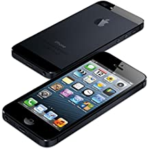 "cooshional Apple iPhone 5 4.0"" 16GB/32GB/64GB GSM ""Fábrica Desbloqueado"" Smartphone Blanco/Negro"