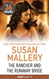 Front cover for the book The Rancher and the Runaway Bride Part 3 (36 Hours - Book 21) by Susan Mallery