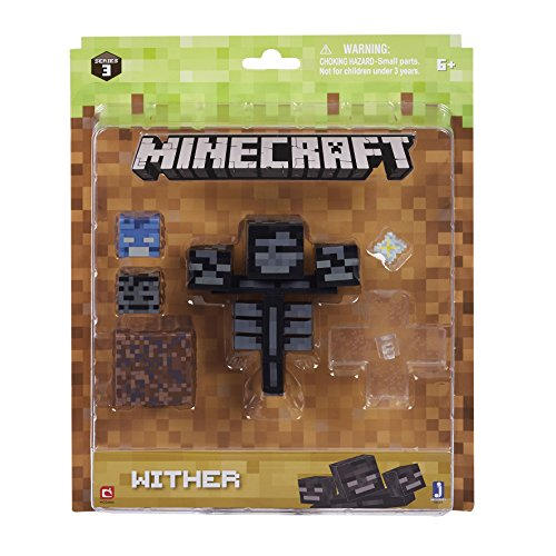 Minecraft 16641 Wither-Serie 3 Welle 2