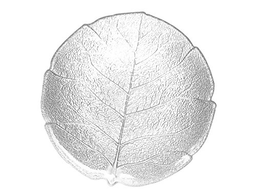 Luminarc ARC 10241 Aspen Teller flach, 24cm, Glas, transparent, 6 Stück - 240 Ess-set