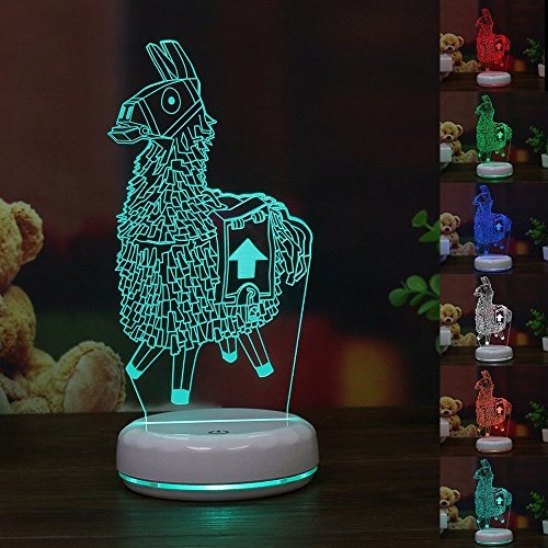 FORTNITE 3D Lamp LED Night Light