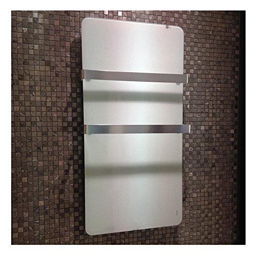 Infrarotheizung 600 Watt Glas Infrarot Heizung Design Elektrischer Heizkörper doppelte kaufen  Bild 1*