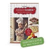 Kinderleichte Becherküche - Plätzchen, Kekse, Cookies & Co. (Band 3): ERGÄNZUNGSEXEMPLAR (ohne 3-teiliges Messbecher-Set), 10 tolle Keks- und Plätzchenrezepte, Original aus 'Die Höhle der Löwen'