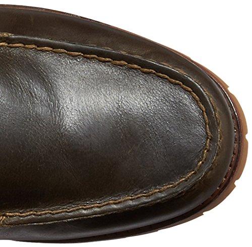 Polo Ralph Lauren Hommes de Ranger en cuir de coffre Olive