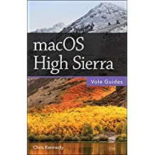 macOS High Sierra (English Edition)