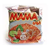 Mama Shrimp Flavour Tom Yum Flavour - 30 Packets