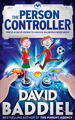 The Person Controller por David Baddiel
