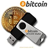 ELECTRUM Hardware Wallet BITCOIN NEU Crypto Currency Hardware WalletSicherheit, Privatsphäre und Anonymität