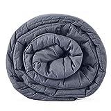 Leefun Gewichtsdecke Schwere Decke für Erwachsene und Kinder Gegen Schlafstörung und Stress...