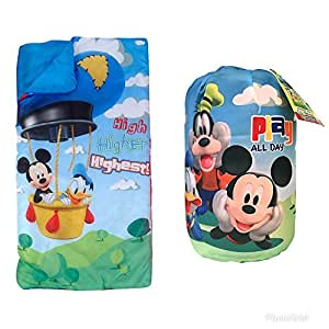 Disney mickey mouse clubhouse enfants sac de couchage et sac de transport cuisine - Jeux de cuisine de mickey ...