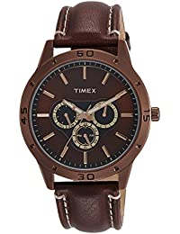 Timex Analog Black Dial Men's Watch-TW000U914