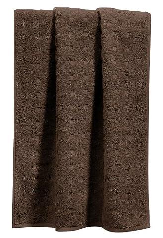 Möve Duschtuch braun Größe 67x140 cm