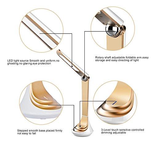 HIHIGOU-Lampada-da-Scrivania-a-LED-45W-Protezione-Occhi-Dimmerabile-Touch-Control-e-Angolo-Regolabile-Table-Lamp-da-Lettura-con-3-Modalit-di-Luminosit-Porta-di-Ricarica-USB