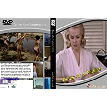 Diary of a nudist DVD standard edition hddvdrevived by Davee Decker