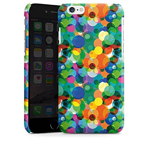 Apple iPhone 4 Housse Étui Silicone Coque Protection Points Motif Motif Cas Premium brillant