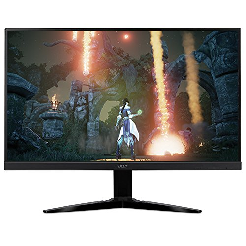 "Acer Consumer KG271 Bmiix 27"" Full Hd (1920 X 1080) TN Monitor With AMD Freesync Technology (2 X HDMI & VGA Port)"