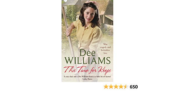 Read This Time For Keeps A Wartime Saga Of Tragedy And Forbidden Love By Dee Williams