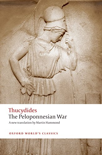 The Peloponnesian War (Oxford World's Classics)